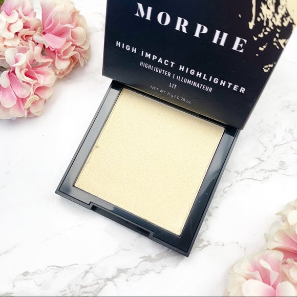 Morphe High Impact Highlighter - Lit