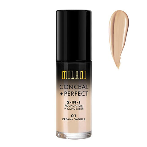 Milani Conceal+Perfect 2-in-1 Foundation