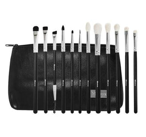 Morphe set 702 - 12 Piece Eye Credible Set