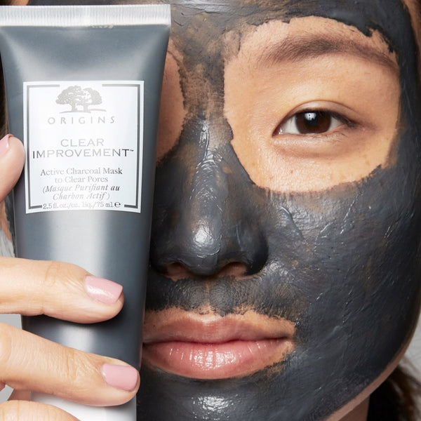 ORIGINS Clear Improvement® Active Charcoal Mask to Clear Pores Mini, 30ml