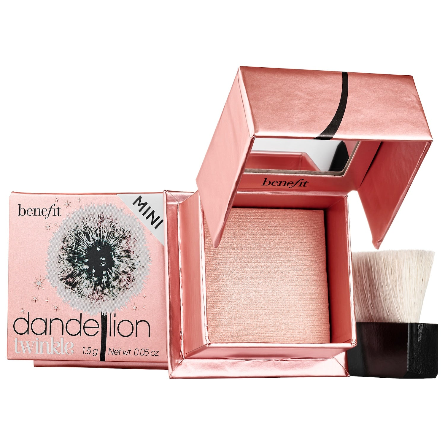 Benefit Cosmetics Dandelion Twinkle Highlighter Mini,1.5g (Unboxed)
