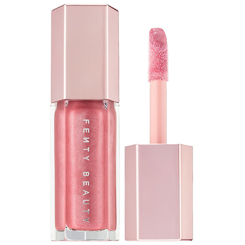 FENTY BEAUTY by Rihanna Gloss Bomb Universal Lip Luminizer, Fu$$y (Unboxed)