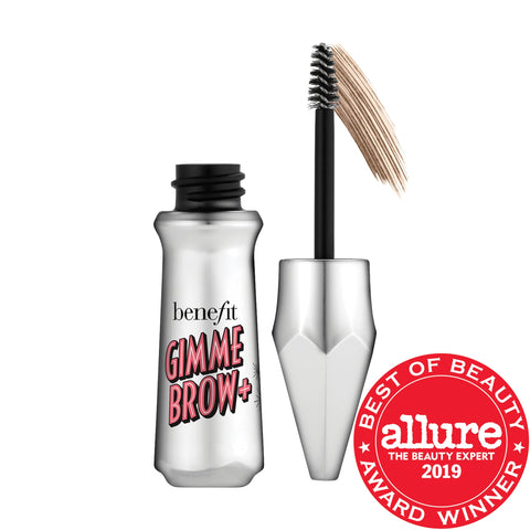 Benefit Cosmetics Mini Gimme Brow+ Volumizing Eyebrow Gel - Shade 3 (Unboxed)
