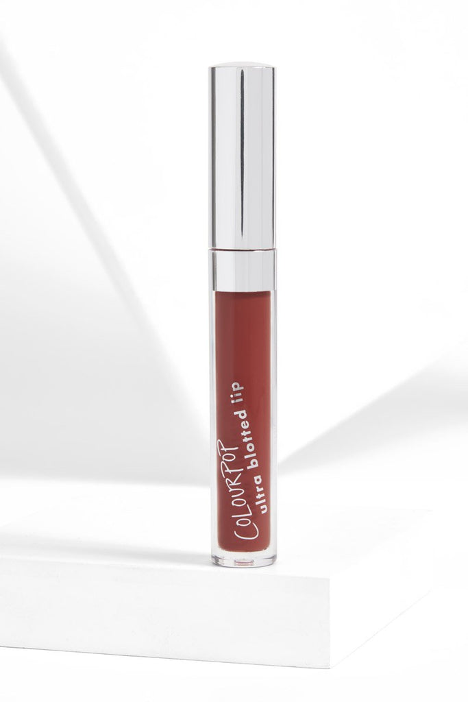 Colourpop Ultra Blotted Liquid Lipstick - Sleepy Eyes