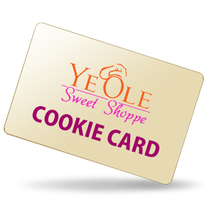 Cookie Card