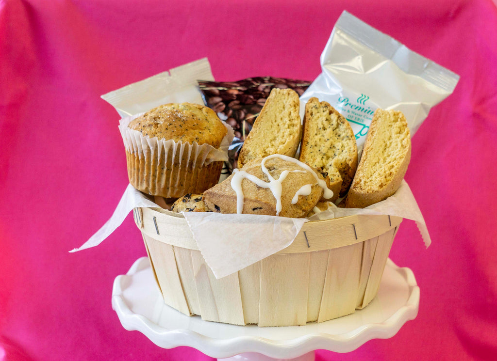 Coffee and Tea Lovers Basket