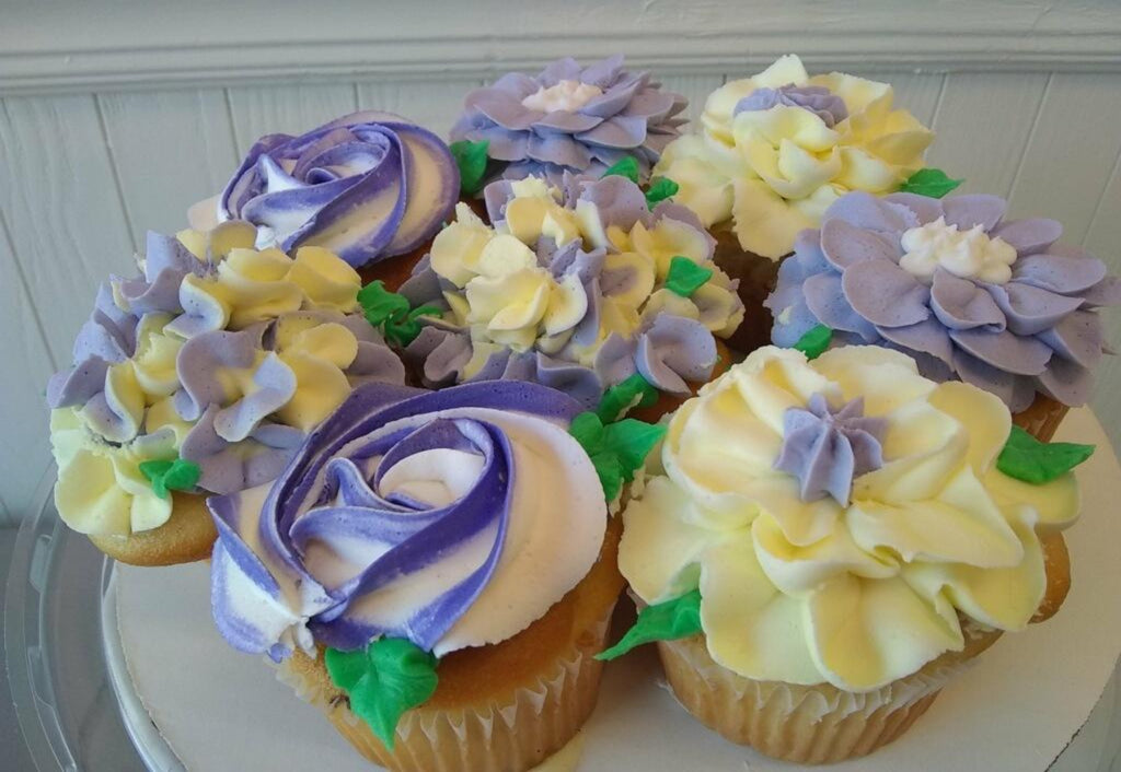 Mother's Day Bouquet of Cupcakes