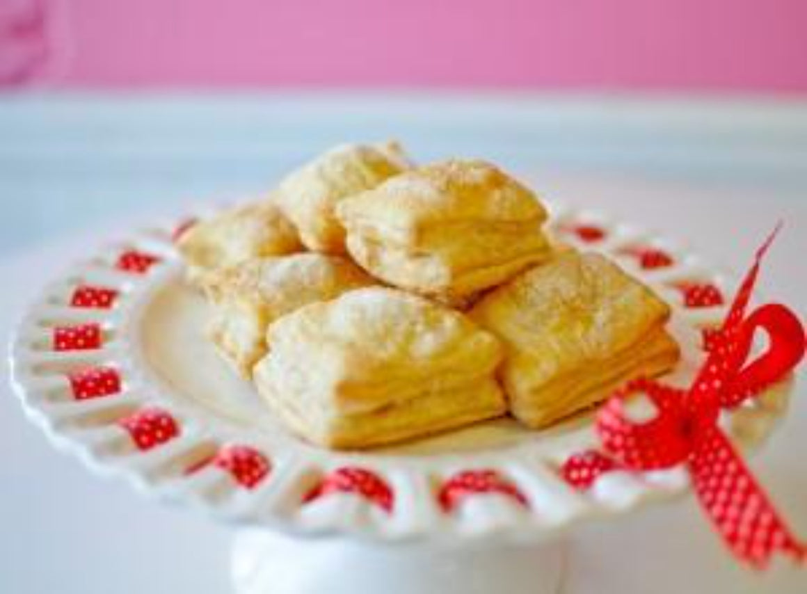Fruit Filled Strudel Bites