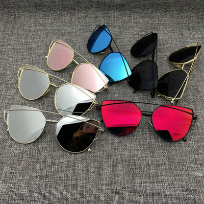 Cateye Aviator Sunglasses