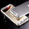 Diamond Mirror Case