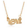 Love & Paw Pendant Necklaces