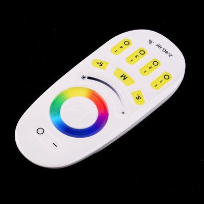 Wireless/Smartphone LED Controller With Remote For All Color LED Strip
