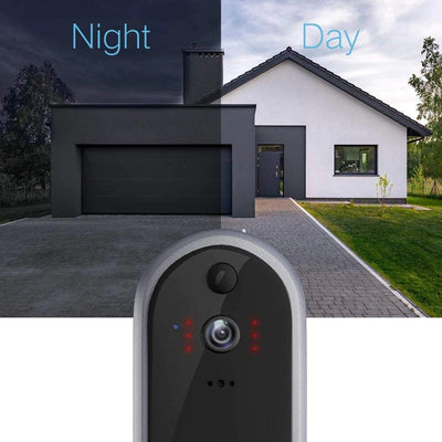 Smart WIFI Security Door Bell