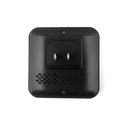 Plug-in Chime Visual Doorbell with WiFi For Our Door Camera