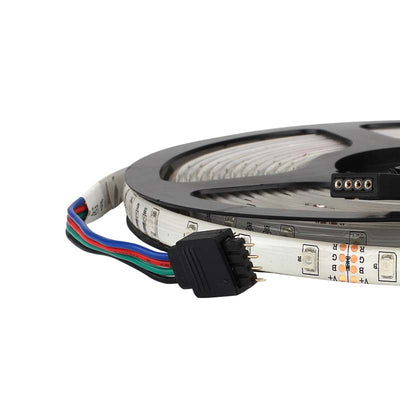 Full color RGB LED Strip 5M - Now Also IP65!