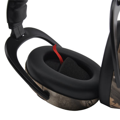 Tactical Headset. Electronic Ear Protection 1. Microphone Ver.