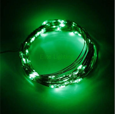 Fantasy Copper Wire LED Lights (Waterproof)
