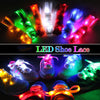 LED Light Shoelaces - Different Color Options