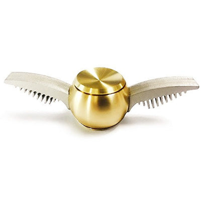 Golden Snitch Fidget Spinner