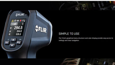 New Original FLIR TG5 Infrared Thermometer