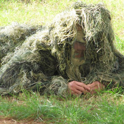 3D Universal Camouflage Suits