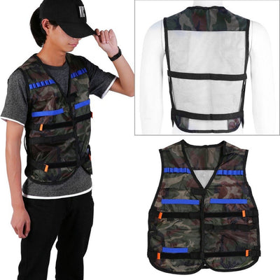 Vest Kit (Nerf n-Strike Elite Games & Hunting Vest)