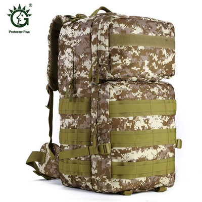 55L Large Size Military Tactical Backpack