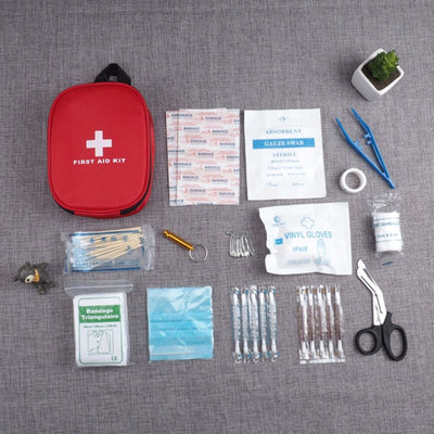 First Aid Bag Tactical Medical Pouch EMT Emergency