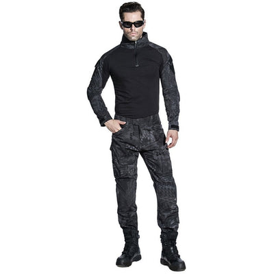 Special Tactical Camouflage Suit ( Shirt & Tights)