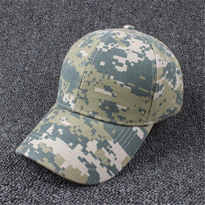 Camouflage Adjustable Tactical Caps