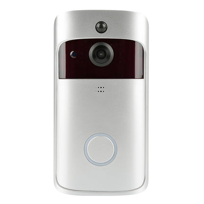 Smart Wireless Video Doorbell Camera For Apartments