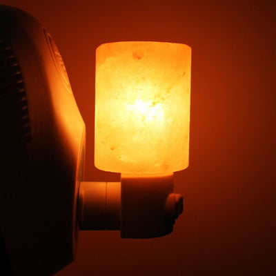 Natural Crystal Himalayan Salt Night Lamp