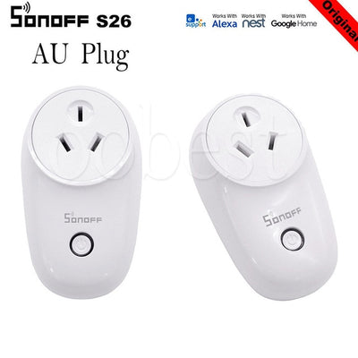 WiFi Smart Plug (EU/US/UK/CN/AU) Works w/Alexa Google Home