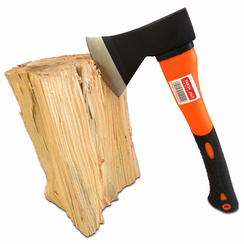 TABOR TOOLS 14-Inch Chopping Axe With Fiberglass Handle