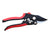 TABOR TOOLS S851A Bypass Hand Pruner with Compound Action