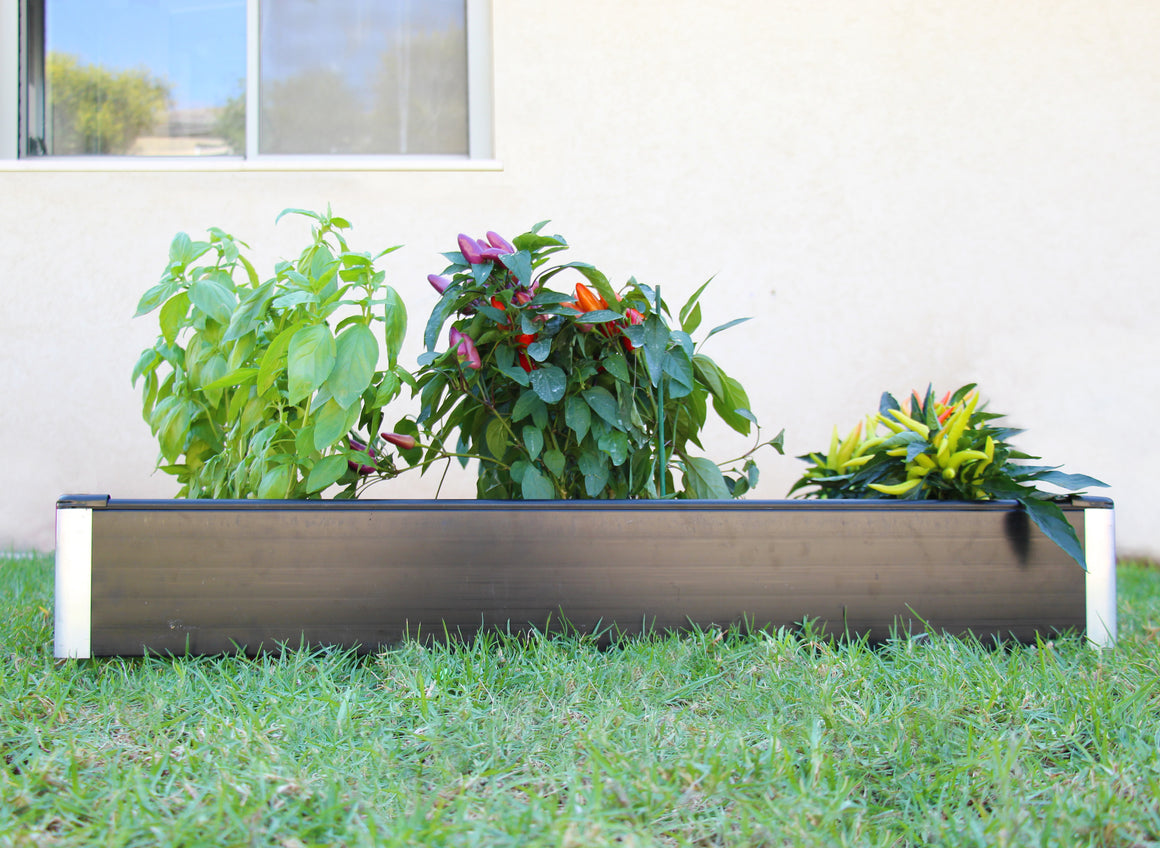 Raised Garden Bed Kit (3.3 ft x 2 ft). R7A.