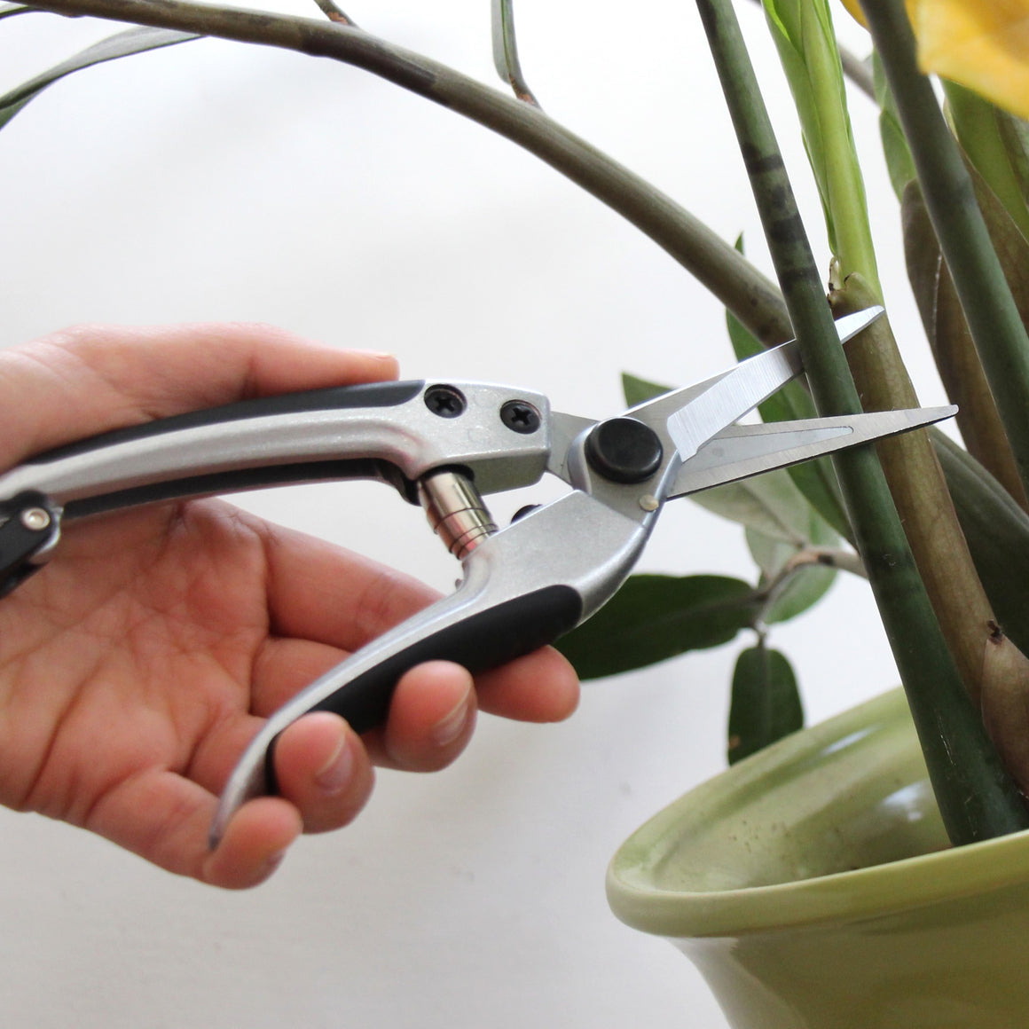 TABOR TOOLS K18A Soft-Touch Micro-Tip Pruning Snip