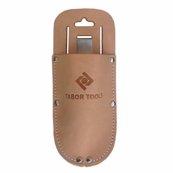 Tabor Tools Leather Holster for Pruning Shears