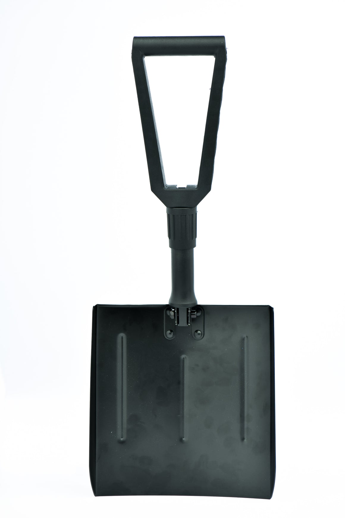 TABOR TOOLS Collapsible Outdoor Spade, Folding Snow Shovel, J3A.