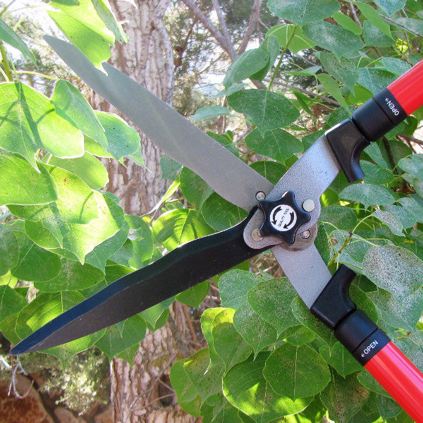 Tabor Tools Extendable Telescopic Hedge Shears