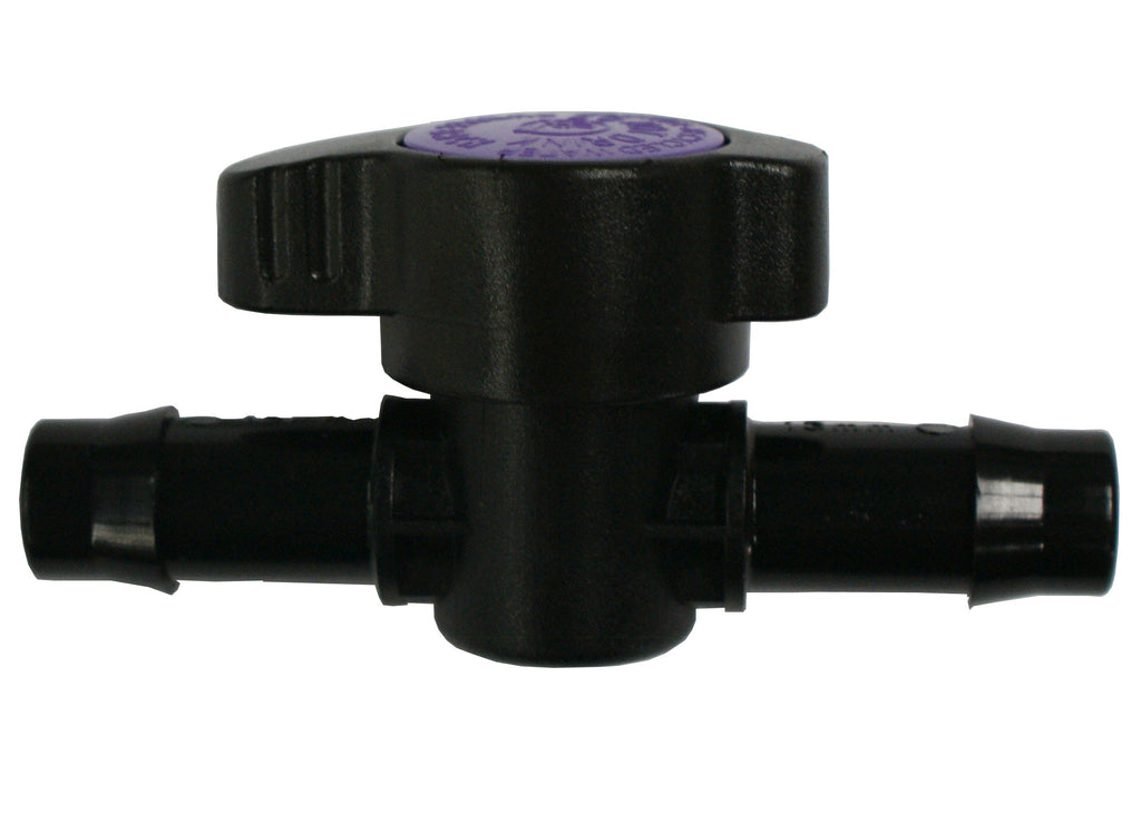 Purple Back Valve 13mm