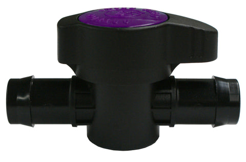 Quick Action Valve 25mm Just Water Solutions