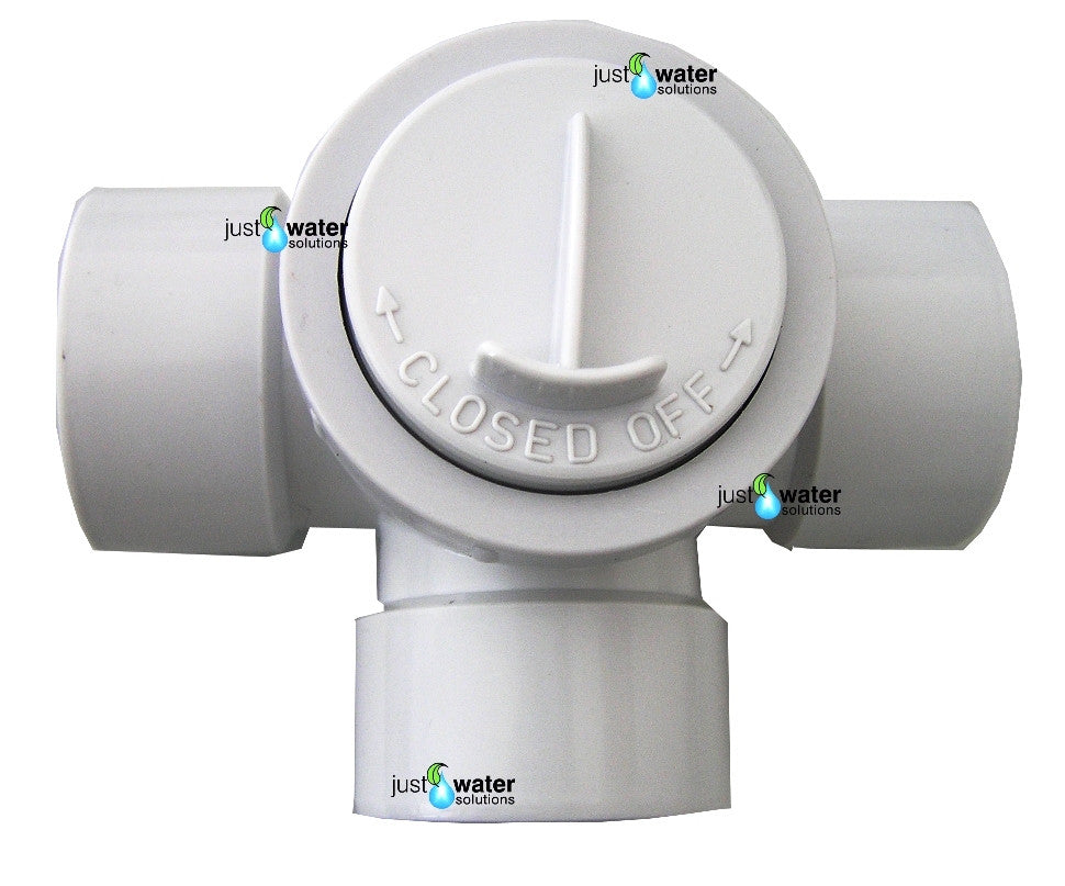 Diverter Valve 50mm Just Water Solutions