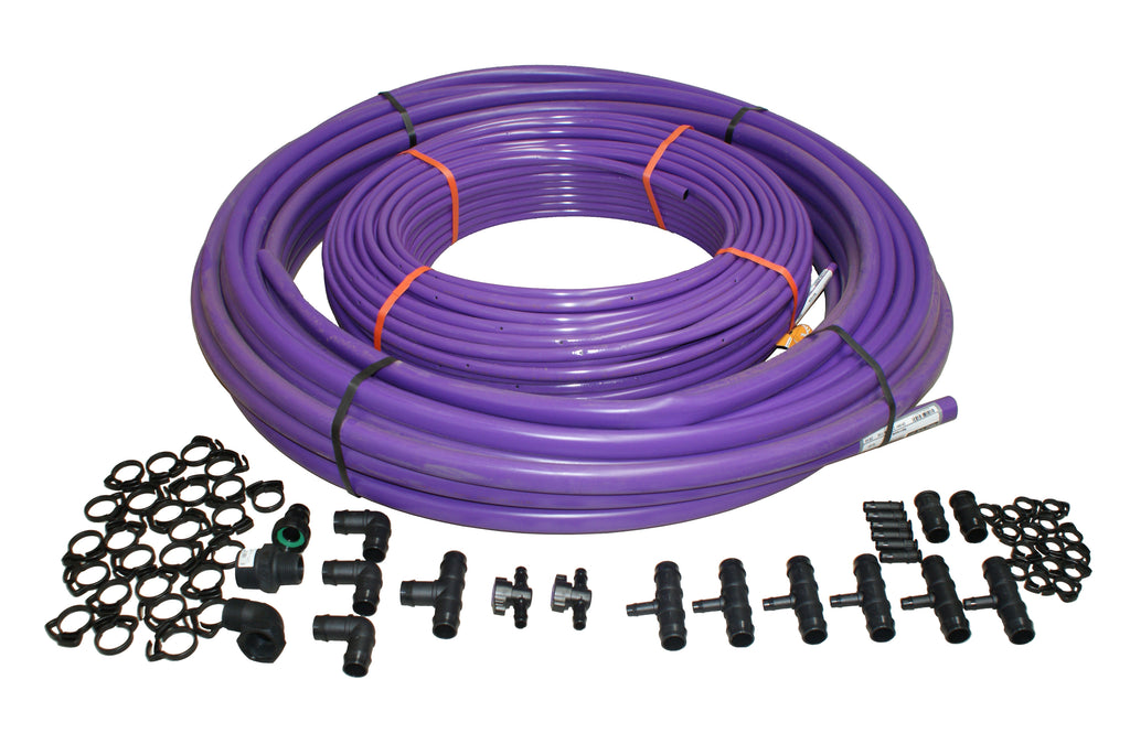 Grey Water Drip Irrigation Kit x 100 Metres