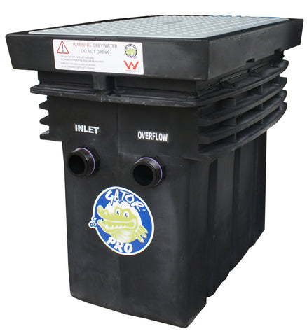 Greywater Recycle Unit