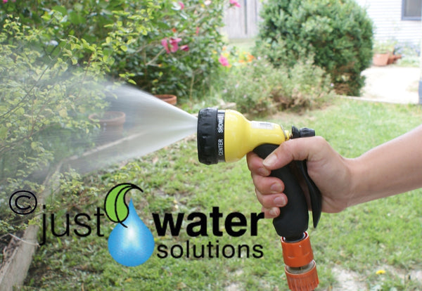 Garden Hose Nozzle Just Water Solutions