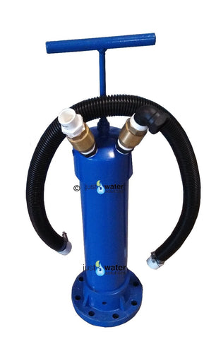 Priming pump, syphon pump, Just Water Solutions