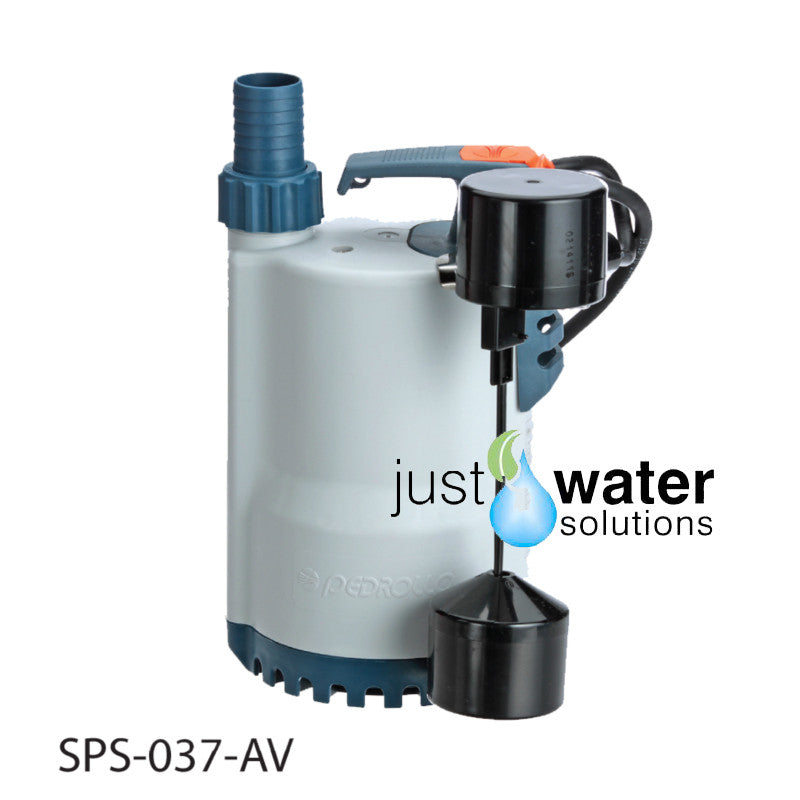 Automatic Submersible Pump Just Water Solutions