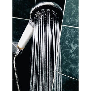 [SSH-123CR] CleanMax K Shower Head (Chrome)