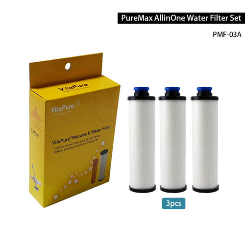 [PMF-03A] PureMax AllinOne filter cartridges for SONAKI water purifiers (3pcs)